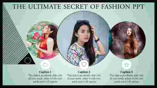 fashion ppt templates-THE ULTIMATE SECRET OF FASHION PPT